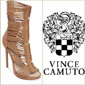 New Vince Camuto Women's Barbara Gladiator Heels